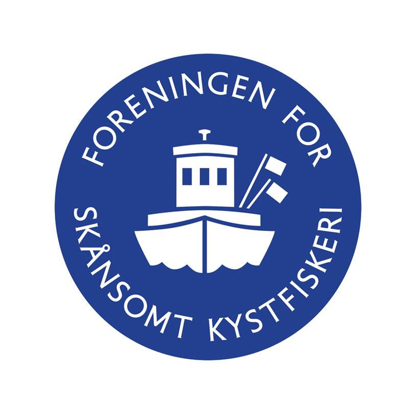Foreningen for Skånsomt Kystfiskeri logo